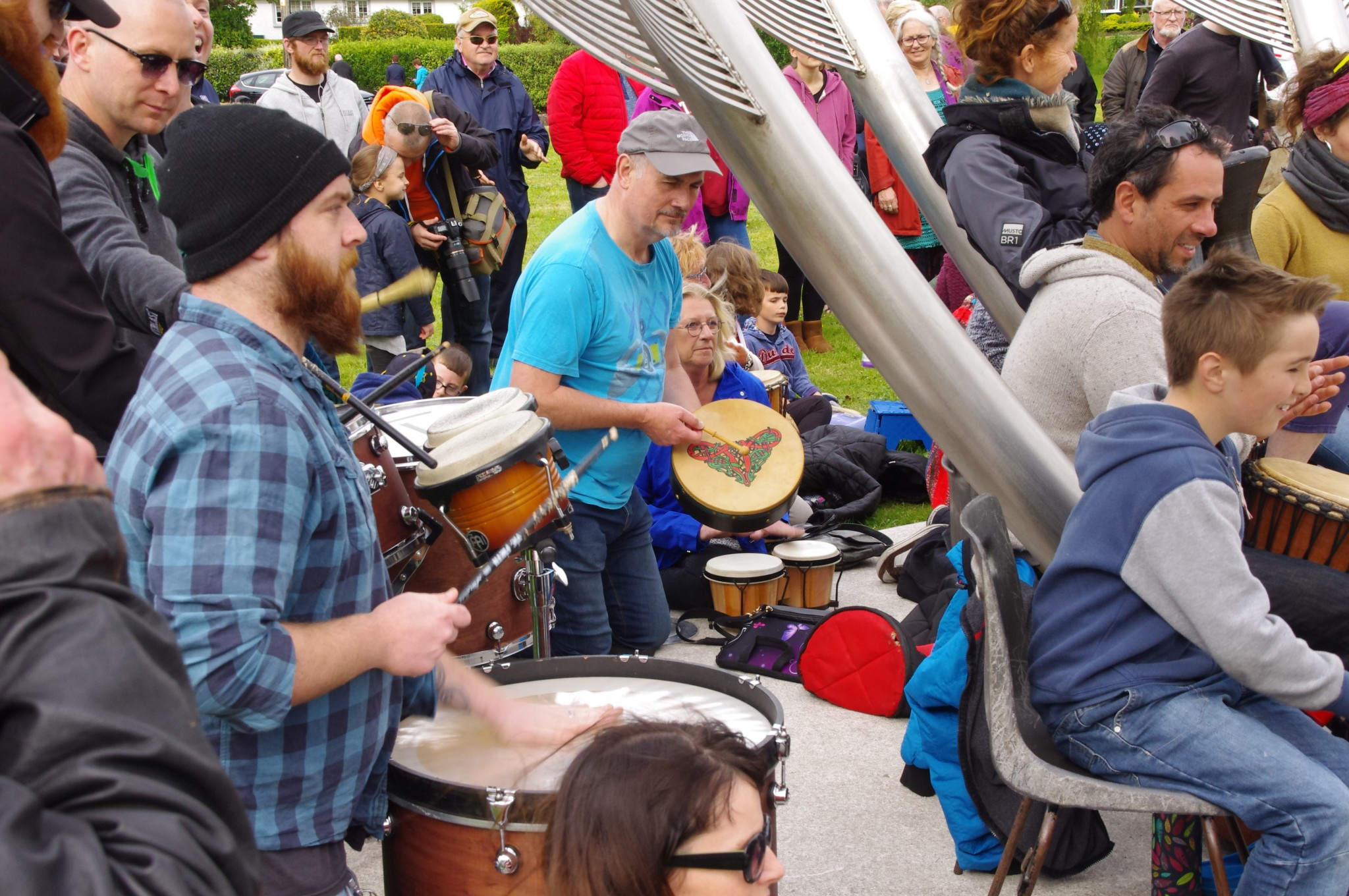 Busking the Night Away: A Mid-September Showcase of the Arts