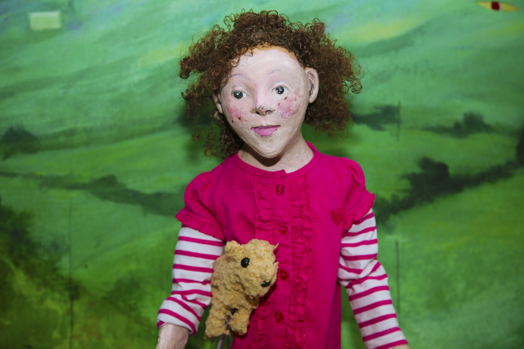 'Listen Janey Mac' by Dowtcha Puppets and 'The Tallest Smallest Circus Show' by Arran Towers