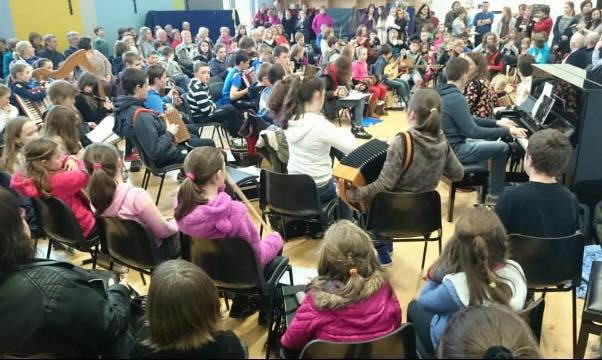 Traditional Irish Music, Song & Dance with Clonakilty Comhaltas